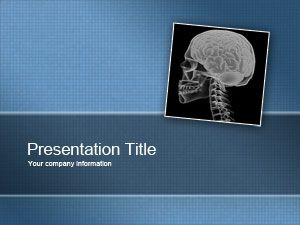 Schizophrenia PowerPoint Template