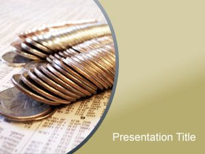 Cash PowerPoint Background