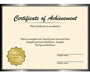Diploma template for powerpoint for Award certificate template powerpoint
