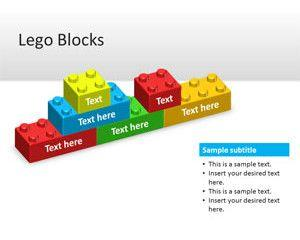 Lego Blocks PowerPoint Template