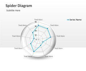 Spider Diagram PowerPoint Template