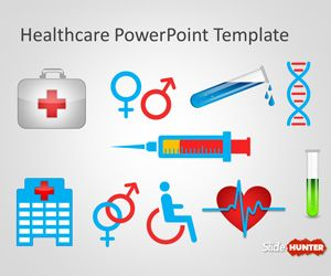 Free Healthcare PowerPoint Template wXNMvy0R