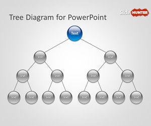 Tree Diagram for PowerPoint