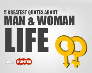 Greatest Quotes of Life with Quote Layout for PowerPoint Presentations