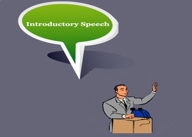 5 Steps To Write An Introductory Speech