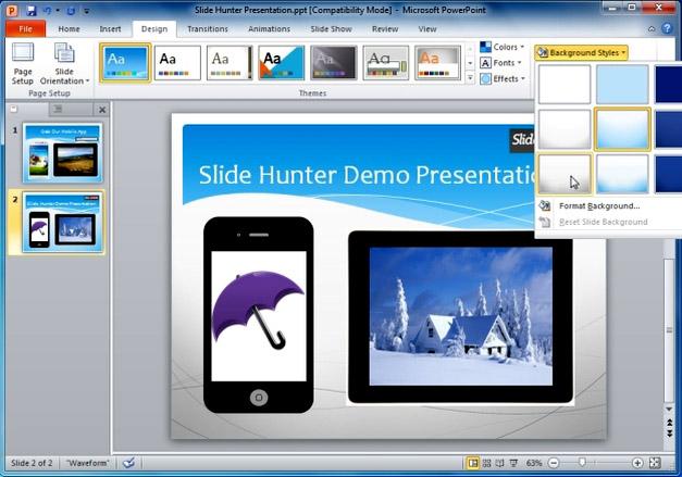 5 Tips for Designing A Remarkable Presentation