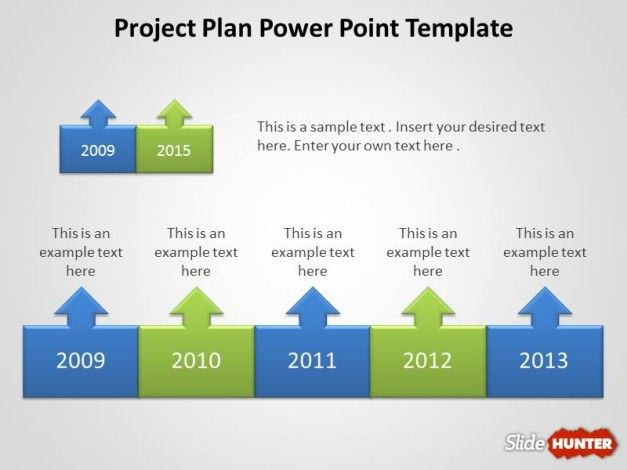 Powerpoint Timeline Examples  BesikEightyCo