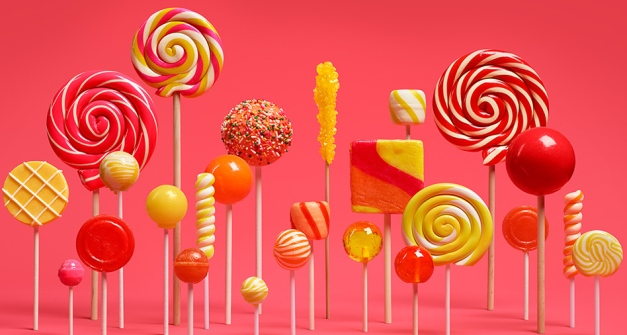 A sneak peek into Android Lollipop