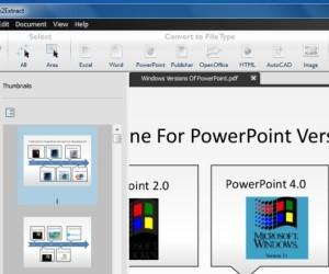 Able2Extract PDF Converter For PDF To Excel, Word And PowerPoint