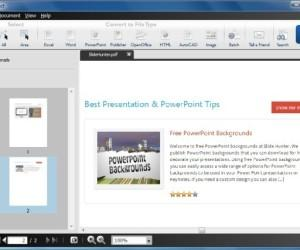 Best Tools To Convert PDF To PowerPoint