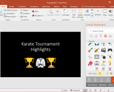 How to Get the Emoji Pack for PowerPoint, Word & OneNote