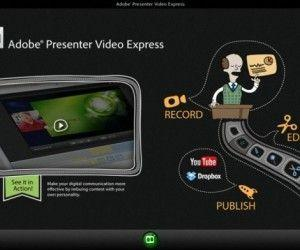 Create Studio Quality Video Presentations With Adobe Presenter Video Express