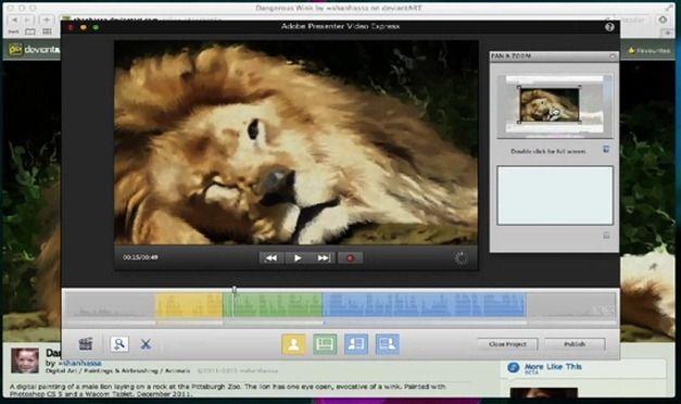 Adobe Presenter Video ExpressDemo