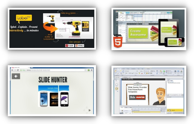 Amazing HTML5 Presentations