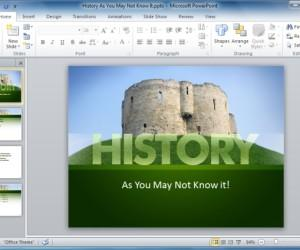 Can Ambiguous Titles Be Effective For PowerPoint Presentations