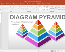 Animated Pyramid Diagrams for PowerPoint