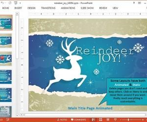 Christmas Season PowerPoint Templates And Clipart
