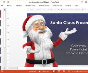 Best Animated Christmas PowerPoint Templates