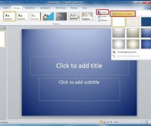 How To Create Cool PowerPoint Backgrounds