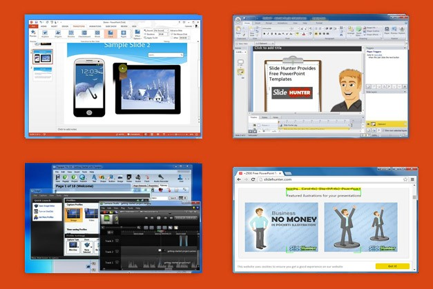 Best video capture software for presentations