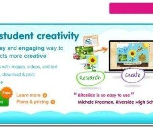 Biteslide: Create Engaging School Projects And Presentations