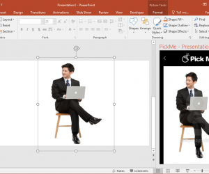 Pick Me Brings Free Stock Images For PowerPoint Presenters