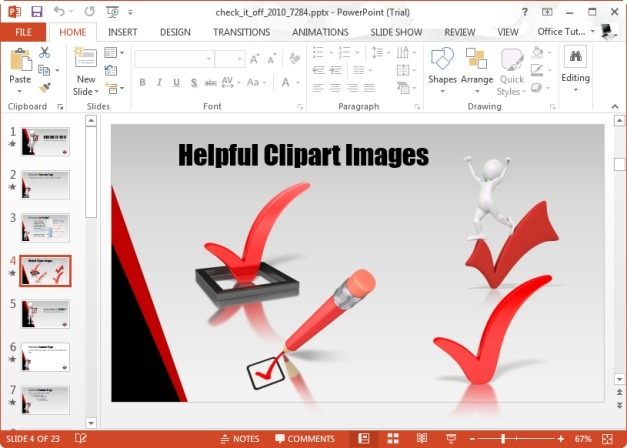 Checklist Clipart And Items