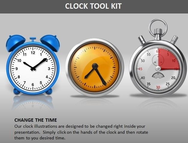 Clock Toolkit