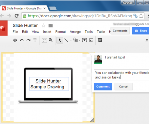 Google Drawings Makes Drawing Online As Easy As It Can Be