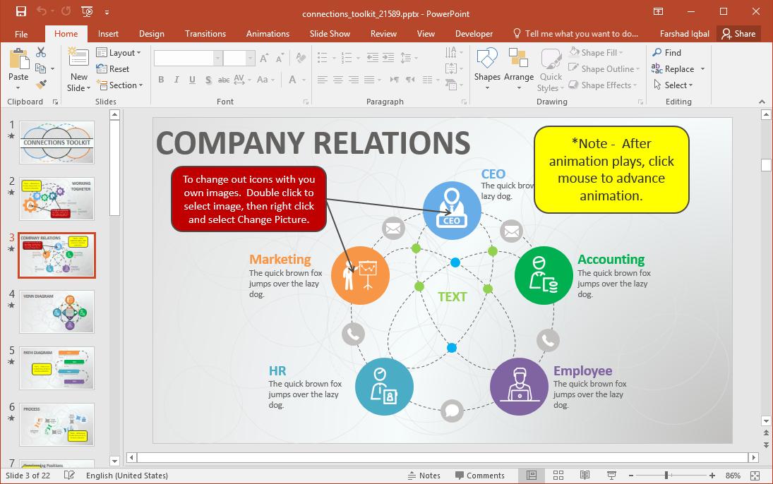 Company Relations