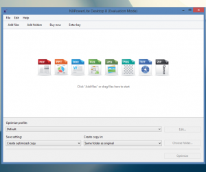 Compress Microsoft Office Files
