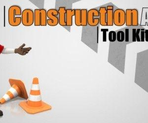 Animated Construction PowerPoint Template