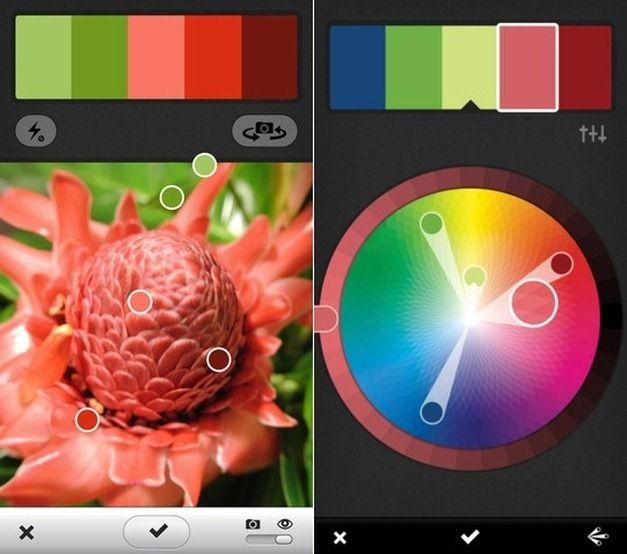 Create Color Themes