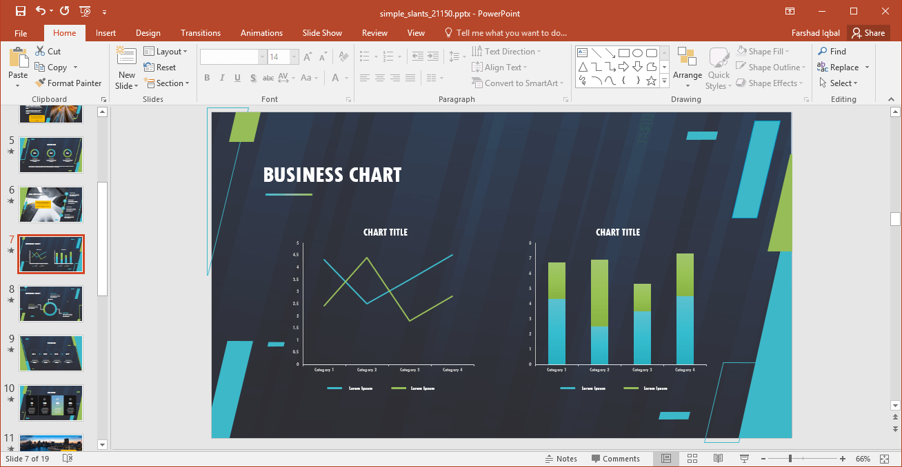 Create Dashboards