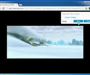 How To Create GIF Animations From Vimeo And YouTube Videos