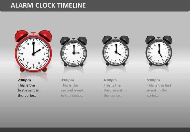 Create Timeline Presentations
