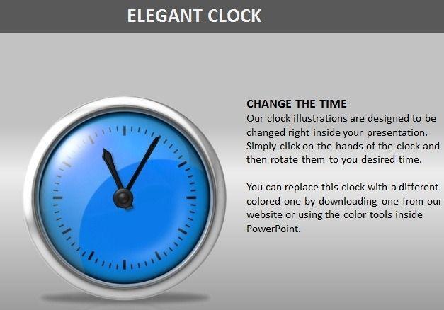 Customizable Clocks