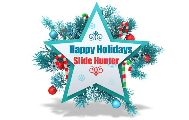 Customizable holiday season clipart