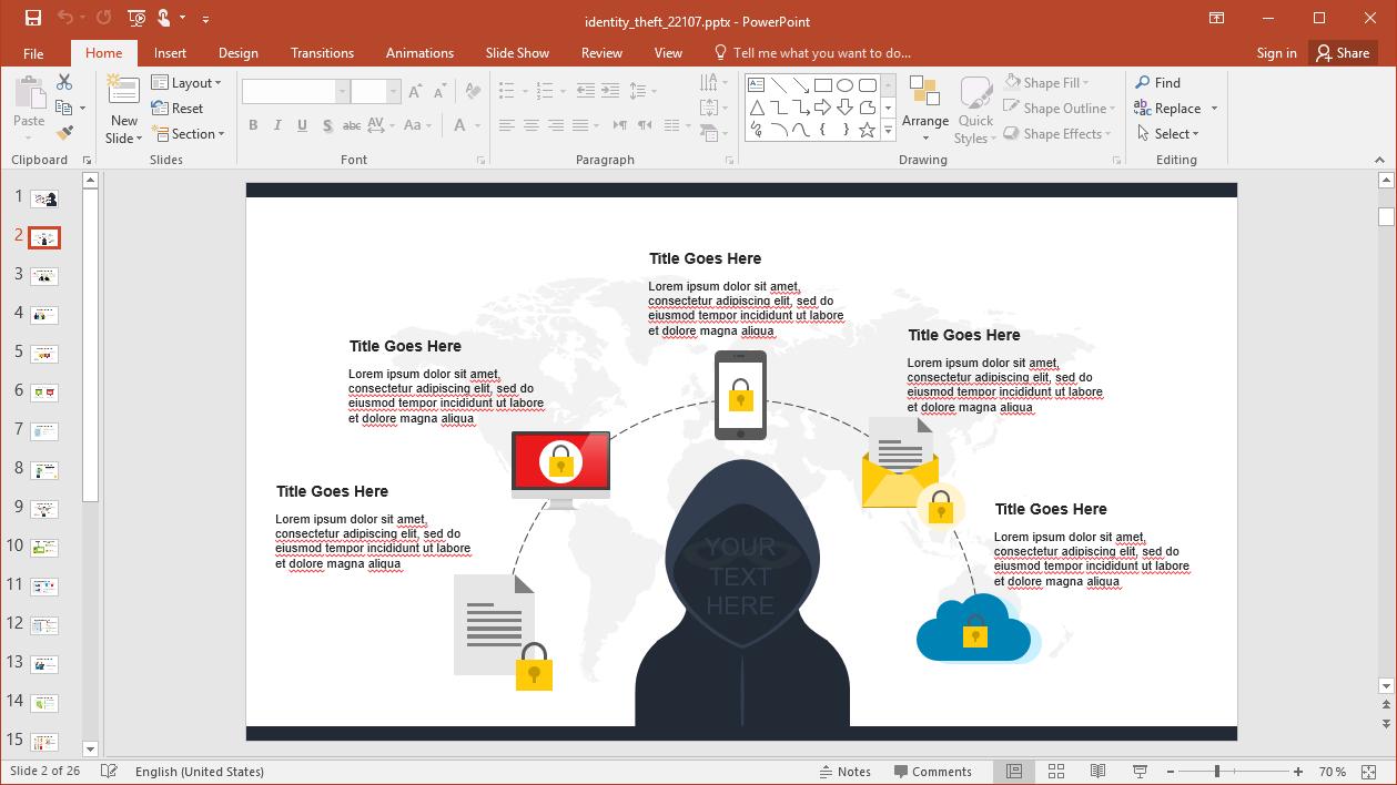 Cybercrime Infographics