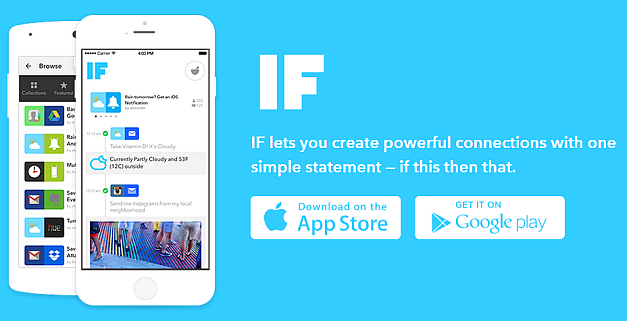 Do Camera app by IFTTT