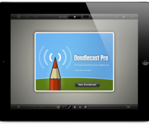 Doodlecast Pro: Easiest Way Of Creating Presentations On iPad