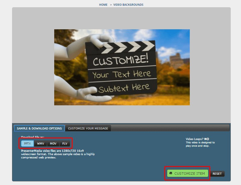 download-clapboard-animation