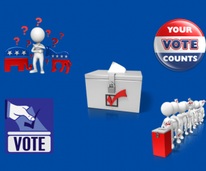 Best Election & Vote Clipart For PowerPoint
