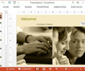 Best Free Corporate PowerPoint Templates
