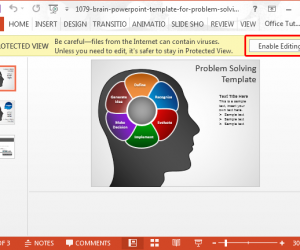 How To Disable Protected View in PowerPoint, Word & Excel