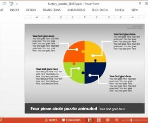 Best Jigsaw Puzzle Templates For PowerPoint