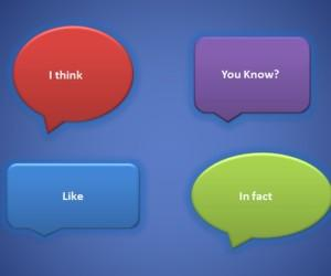 Using Filler Words in Presentations: Right or Wrong?