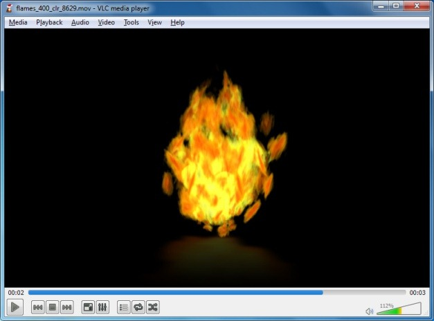 Flames Animation And Clipart