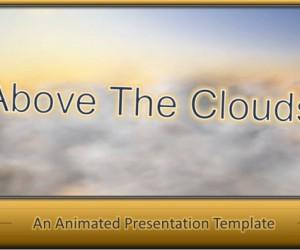 Cloud Computing Template For PowerPoint