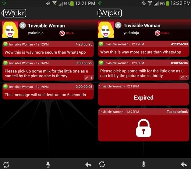 How Does Wickr App Work
